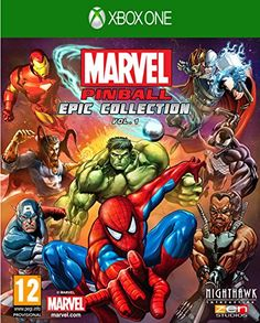 From 10.00 Marvel Pinball (xbox One)