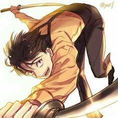 Osomatsu-san- Jyushimatsu #Anime「♡」Mafia