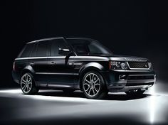Range Rover Sport Limited Edition (2012).