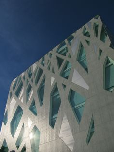 Tod's Omotesando Building, by japanese architect Toyo Ito, who just won the Pritzker price in architecture, 2013.