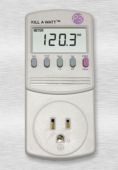Green Home Ideas: Measure and Save Electricity