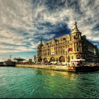 Istanbul 2010 European Capital of Culture Haydarpasa Train Station İstanbul/ Turkey Due to heavy fire from the roof on 28 November 2010 and 4 of th. Istanbul Guide, Istanbul Travel, Bagdad, Turkey Travel, Best Western, Train Station, Santorini, Wonders Of The World, Places To See
