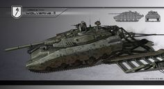 tank concept - Cerca con Google