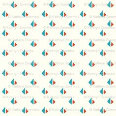 sails by kathryn zaremba - love this print and the colors.  Maybe my next bathroom/bedroom foundation?
