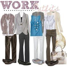 work outfits     Please follow:  http://pinterest.com/treypeezy  http://OceanviewBLVD.com
