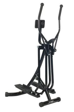cool Christopeit Luxury Crosstrainer Walker 81 x 60 x 148 cm Black