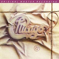 Chicago - 17 Ultradisc II™ 24 KT Gold CD