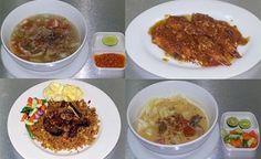 Restoran spesial Sop Buntut Iga dan Soto Betawi E'i