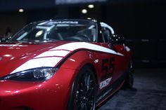 NY international auto show - Mazda