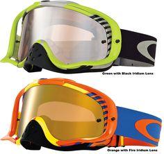 08eab0a6fec Oakley - 2014 Crowbar MX Bio-Hazard Goggles Motocross Store
