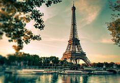 Fototapeta Eiffel Tower France FXL0730 | Fototapety Metropoly | DECOTREND