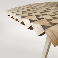 Geometric Tables - Furniture Design by The Fundamental Shop