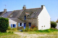 Ile d'Hoedic, Morbihan.