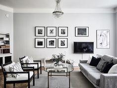 Smakfullt renoverad våning med välbevarade originaldetaljer ‹ Dansk inredning och design