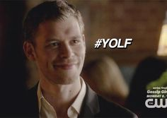 he,he,he...You only live forever if your Klaus