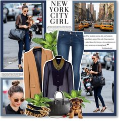 """""""New York city girl!!"""" by lilly-2711 ❤ liked on Polyvore"""