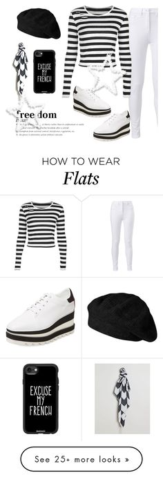 """""""Senza titolo #344"""" by vanity-simons on Polyvore featuring STELLA McCARTNEY, Casetify, French Connection, contest, Sweater and gamiss"""