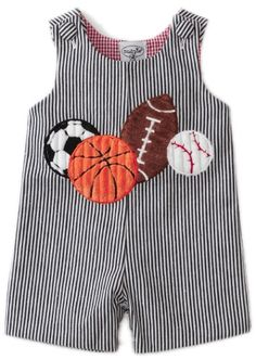 Birthday gift:Mud Pie Baby-boys Newborn All Boy Sports Shortall, Multi Colored, Months Boys Sewing Patterns, Baby Dress Patterns, Sewing For Kids, Baby Sewing, Toddler Outfits, Baby Boy Outfits, Kids Outfits, Toddler Rompers, Mud Pie Baby