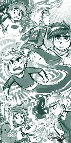 D'aw, I'm having flashbacks Danny Doodles by sharkie19 on deviantART