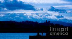 San Sebastian in Blue - Weston Westmoreland