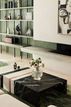 Personality And Variety Budge Over Dover By Ysg Studio Dover Heights Sydney Nsw Australia Image 27 Interior Architecture, Interior And Exterior, Dover House, Formal Dining Tables, Interior Design Studio, Soft Furnishings, Decoration, Shelving, Living Spaces