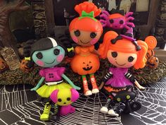 halloween mini lalaloopsy lalaloopsies toys
