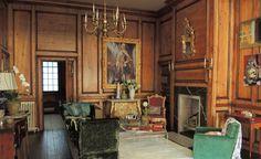 Period Interior with Modern Furnishing