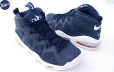 Nike Air Max CB34 - Obsidian/Solar Red