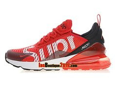 e927484292a Nike Air Max 270 Basketball Shoes Flyknit ID Cheap Price Men´s Black White  Red Shoe Shop Baskets Official Site