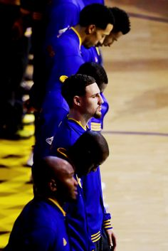 Klay Thompson, shooting guard of the Golden State Warriors