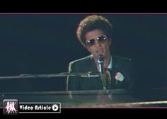"Bruno Mars Releases Video for ""When I Was Your Man"": Watch Here! -                                     Matching his retro-soul sound to the visuals,  Bruno Mars released a music video for his new single, ""When I Was Your Man.""  The 27-year-old singer"