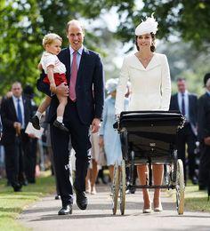 Kate Middleton e família (Foto: Getty Images)