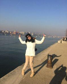 #budapest #danube #travelingaroundtheworld #travelaround #happykid