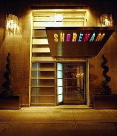 The Shoreham Botique Hotel, NYC