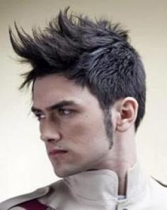 British hair...  I love this hairstyle. Maybe shorter though.  saw it 3 years ago in London...