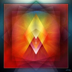 ∆ : Being Present - Jetters Visions / Jetters Visions / Jetter Green /  / Sacred Geometry <3