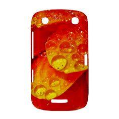 Waterdrops BlackBerry Curve 9380 Hardshell Case