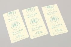 Midori Traveler's Notebook Accessories - Double-Sided Stickers - MIDORI 14303-006
