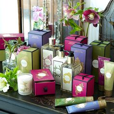 Abahna Body And Bath - Cologne & Cotton - Beautiful products to use in the hotel bathroom .... #MyEscapeCompetition