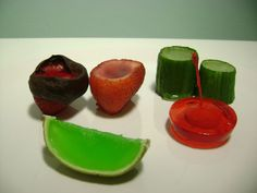 Picture of Jello shots without the trash
