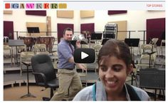 Stealth Disco Prank! Watch these awesome teachers play a prank on their high school students! http://www.allensteachingfiles.com/2012/05/stealth-disco-prank.html