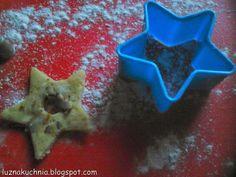 LUŹNA KUCHNIA: Świąteczne Gwiazdeczki Cytrynowe