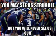 Seattle Seahawks Memes added a new photo. Seattle Football, Nfl Football Teams, Best Football Team, Football Memes, Seattle Seahawks, Football Stuff, Football Season, Football Baby, Baseball Games