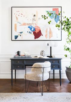 Emily Henderson The Fourth Artist Sothebys Parisian Apartment Pics 23