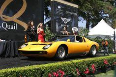 1971 Lamborghini Muira P400 SV