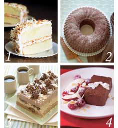 mother's day cake recipes | 21 tasty Mother's Day cakes