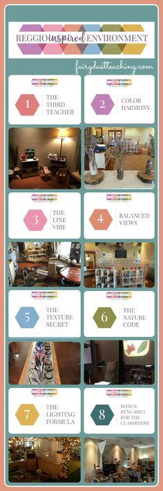 Reggio-Inspired Environments Bootcamp is a series of seven classes where I walk you through a step-by-step plan to transform your classroom into a natural, supportive environment where child interest can take center stage, using Reggio-inspired ideas. From Fairy Dust Teaching