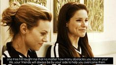 One Tree Hill Taught Me...