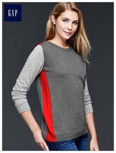 Colorblock brooklyn sweatshirt