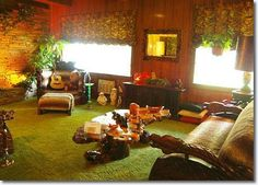 inside of Graceland
